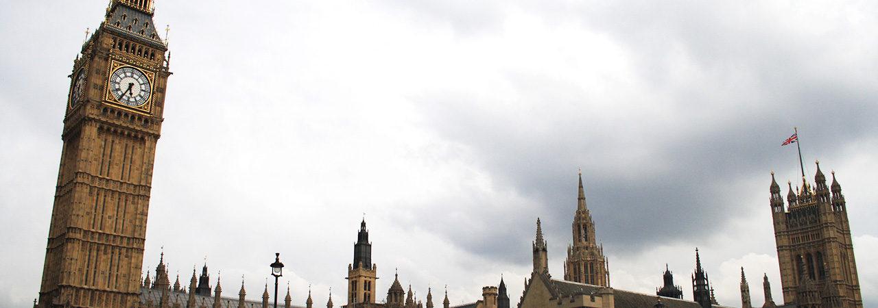 Big Ben et le parlement Anglais