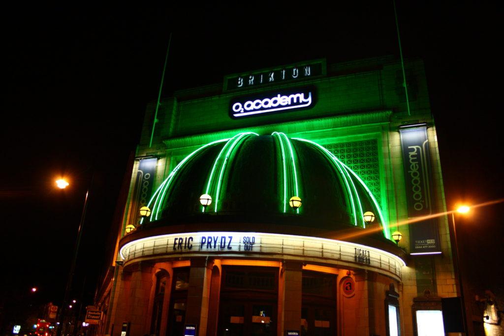 Brixton O2 Academy - Eric Prydz - Londres