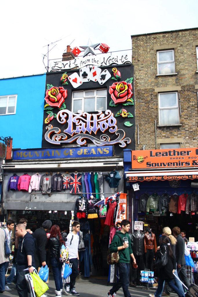 Campden Market - Londres