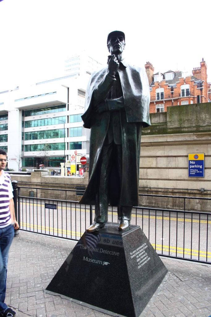 Baker Street - Sherlock Holmes - Londres