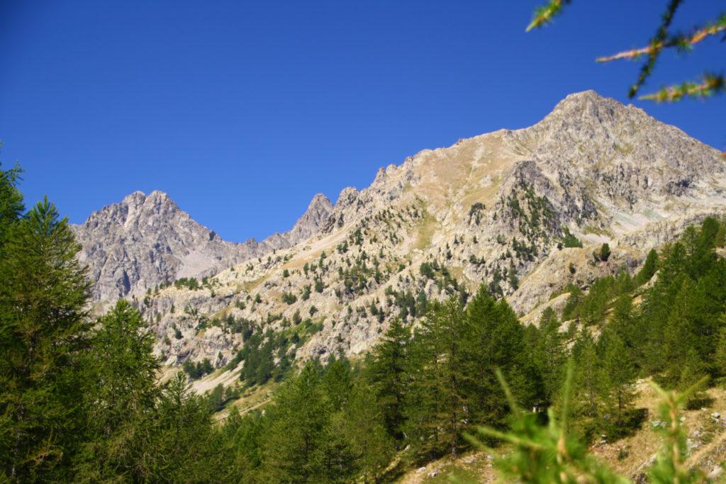 Vallée des Merveilles - en direction du refuge de la Valmasque